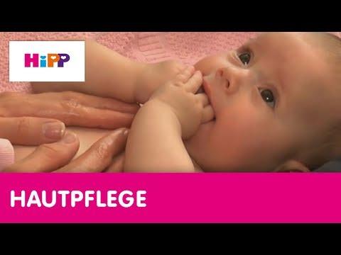 Baby-Massage: So funktioniert es in der Praxis (HiPP Ratgeber)