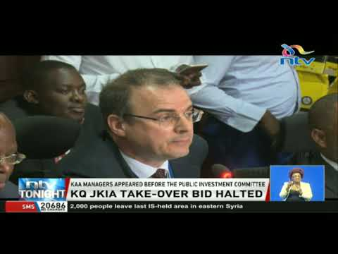 KQ JKIA take-over bid halted as PIC demands all questions to be answered
