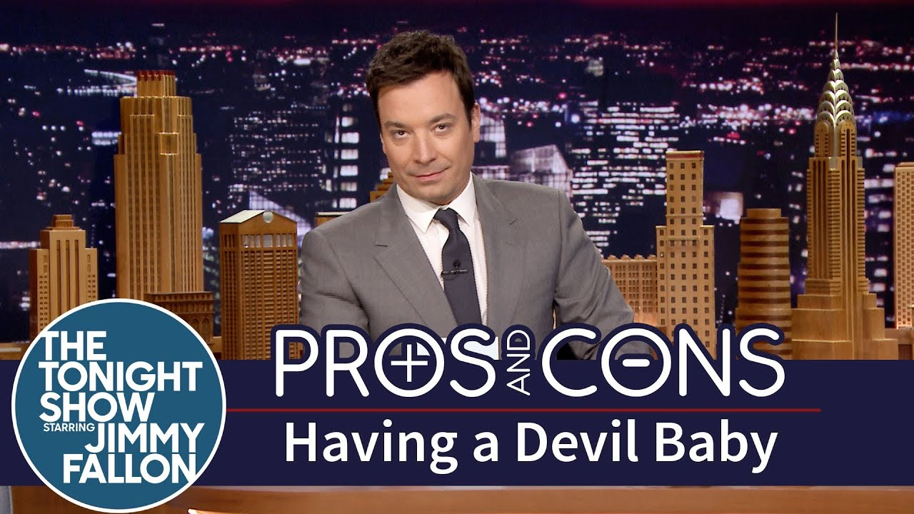 Pros and Cons: Having a Devil Baby thumbnail
