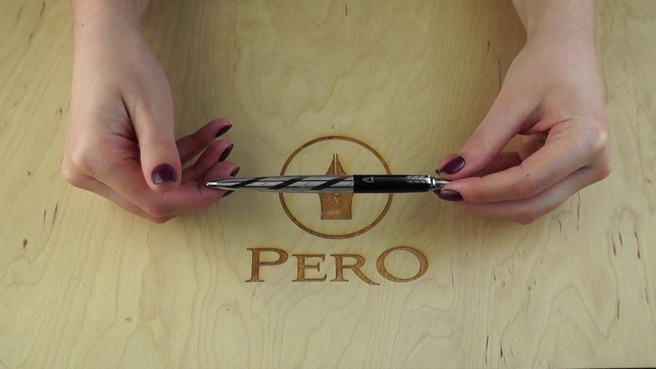 Шариковая ручка Parker JOTTER 17 SE  Black Postmodern CT BP 19 332