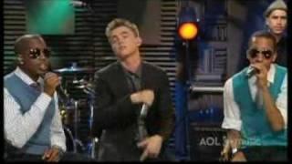 Jesse Mccartney It's Over AOL