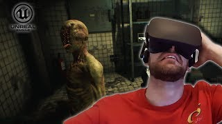 Unreal Engine VR Horror Experience - Gray
