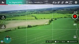 Calm Relaxing Piano Music, 2021 New Fimi Mini x8 Drone's Long Range Test + Battery & App Screen Rec