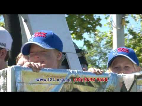 Veure vídeo Down Syndrome: Buddy Walk in Adelaide 2009