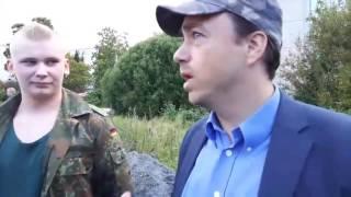 Suomi Ensin: Marco de Wit yllyttää lapsia väkivaltaan Forssassa
