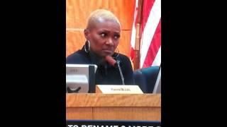 """Jolanda Jones Houston ISD Trustee """"Slave Masters Raped Us"""""""
