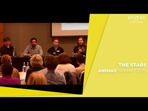 Panel Discussion on Creating a Coaching Business at the Animas...