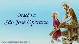 Oração A São José Operário