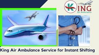 Avail Air Ambulance Service in Chennai for Safe Evacuation