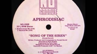 Aphrodisiac - song of the siren