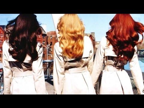 Психология. Цвет волос и характер
