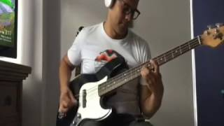 Anti Flag - You can kill the protester, but you cant kill the protest (bass cover)