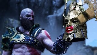BEATING THE VALKYRIE QUEEN | God Of War