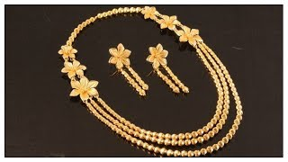 916 22k Gold Jewellery Designs – In Fashion