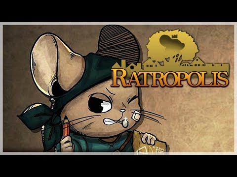 【Ratropolis】鼠邦