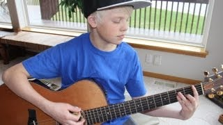 Carson Lueders, Austin Mahone - Say You're Just A Friend ft. Flo Rida (cover by Carson Lueders)