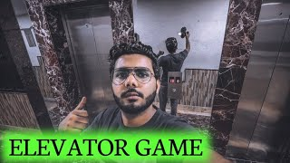 😨India's First REAL Elevator To Another World Game Played By Exploring India | Ghost Truth Revealed