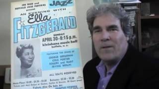 Ella Fitzgerald, Tony Bennett Concert Posters 1960s