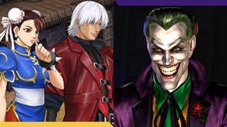 10 Crossovers de videojuegos que nos VOLARON LA MENTE!