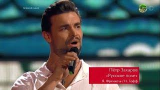 "Петр Захаров ""Русское Поле"" Голос 2018 / The Voice Russia 2018 Сезон 7 Меладзе"