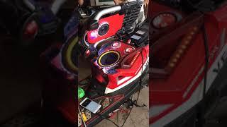 Zoomer X Bass 2019