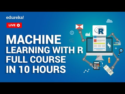 Machine Learning With R Full Course | Machine Learning Tutorial ...