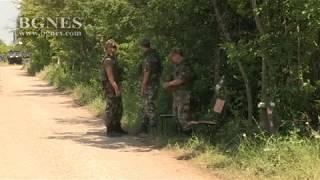 Военни от НАТО изграждат логистичен център край Русе