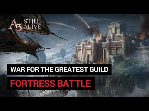 A3: Still Alive Receiving Fortress Battles