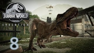 Jurassic World Evolution - E08 - Monorail