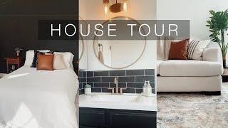 MODERN BOHO HOUSE TOUR / Renovations + Decor