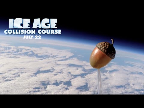 Ice Age: Collision Course (Interactive Video 'Cosmic Acorn')