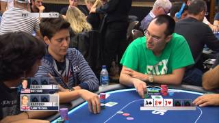 EPT 10 London 2013 - Main Event, Episode 2 | PokerStars.com