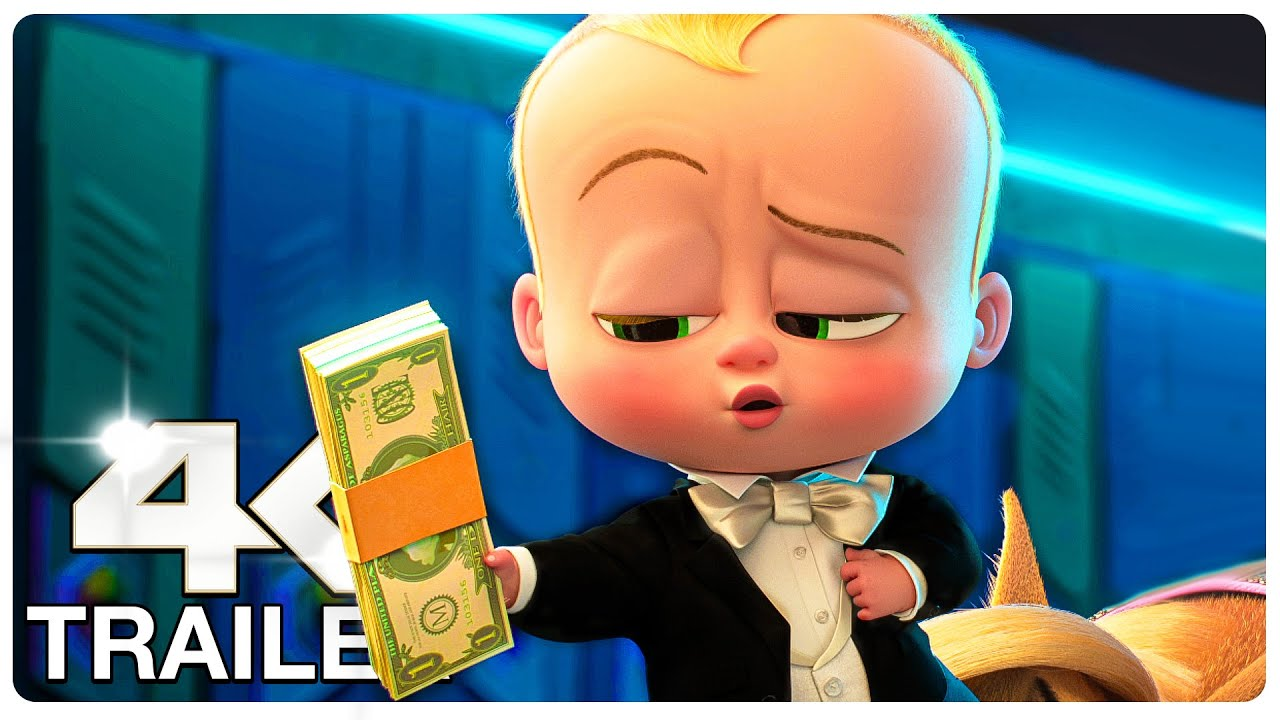 The Boss Baby: Family Business (2020) English Full Movie Info
