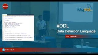 DDL (Data Definition Language)