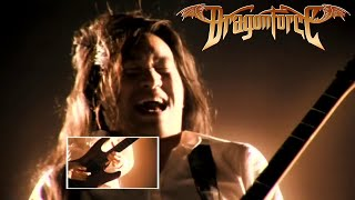 DragonForce Through The Fire And Flames Video Video