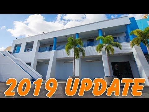 Nickelodeon Studios 2019 Update (видео)