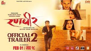 """RANVEER"" - Nepali Movie Official Trailer 2 || Sushil, Prashant"