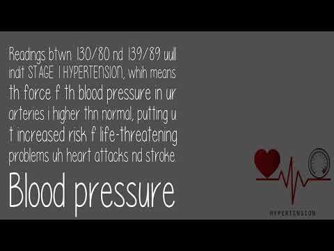 Hipertenzija stupnja 2 stupanj 3