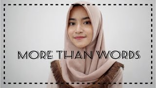 Westlife - More Than Words (cover) by IKATYAS