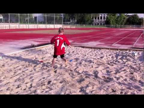 Sandkasten-Training