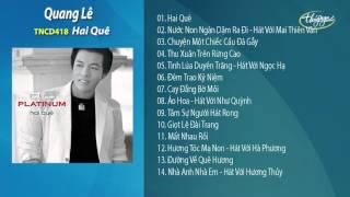 Hai Quê   Quang Lê