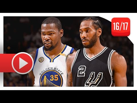 f5c78d8fd6c Kawhi Leonard vs Kevin Durant SUPERSTARS Duel Highlights (2016.10.25)  Warriors vs Spurs - SICK - Action.News ABC Action News Santa Barbara  Calgary ...