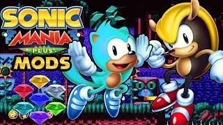 Sonic Mania Mods | ¡El mejor mod de Sonic Mania! - Самые