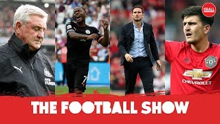 The Football Show | Maguire impresses, VAR controversies & Newcastle's issues