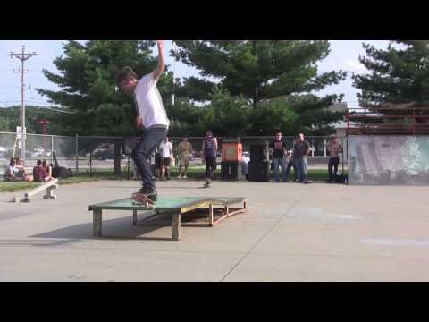 Cedar Falls Skatepark Show 2013