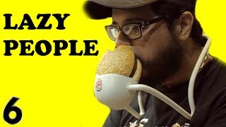 6 Inventions For Lazy People