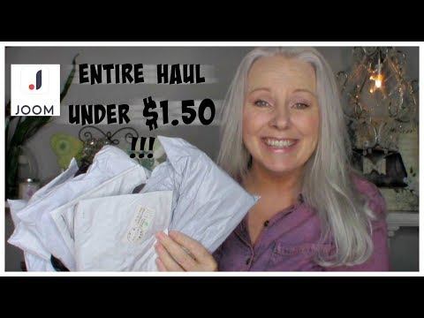 Joom Haul So Cheap It's Like Stealing! Entire Haul Under $1.50!