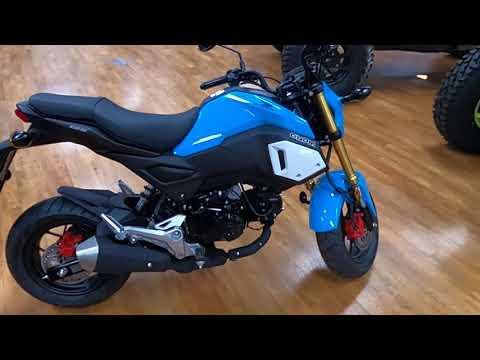 2020 Honda Powersports GROM