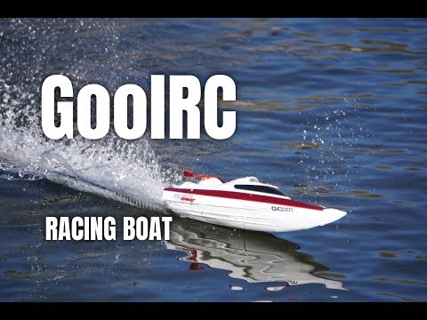 GoolRC GC001 RC Boat – High Speed Electric Remote Control Boat Review
