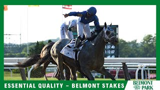 Essential Quality - 2021 - The Belmont Stakes